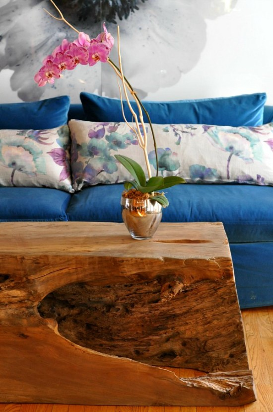 House-Cleaning-Living-Room-Orchid-Table